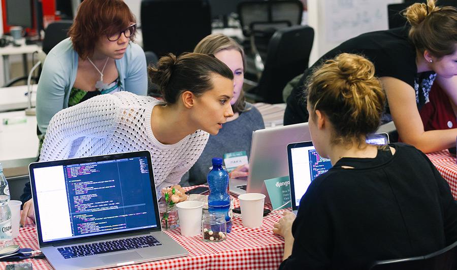 Hacer código también es cosa de mujeres